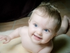 Tolle Babyfotos: Lachen