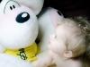 Tolle Babyfotos: Hallo Maus
